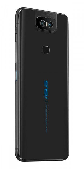 ASUS ZenFone 6: больше качественных рендеров и подробностей о характеристиках – фото 4