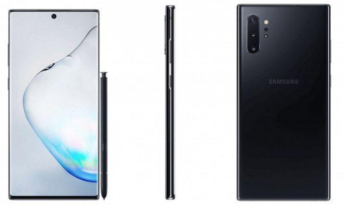 Появились пресс-рендеры Samsung Galaxy Note 10+ – фото 1