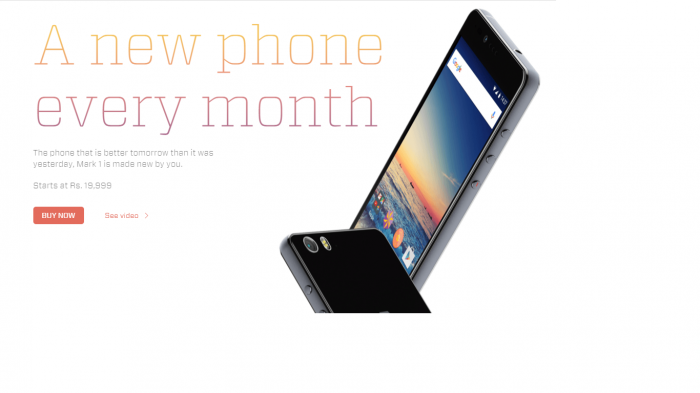 Смартфон CREO Mark 1 с процессором Helio X10, 5,5-дюймовым 2К-дисплеем и камерой сенсором Sony IMX230 уже поступил в продажу по цене $300 – фото 1
