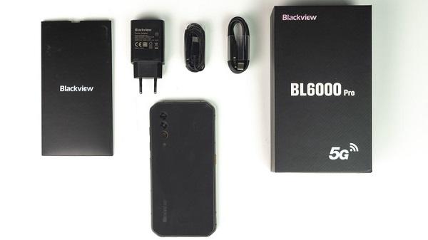 Обзор Blackview BL6000 Pro 5G (Блэквью БЛ6000 Про) – фото 1