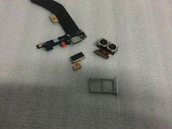 LeEco Le 2: снимки компонентов будущего флагмана – фото 1