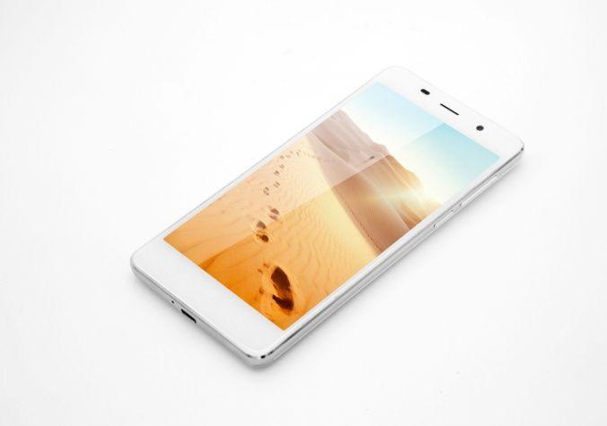 Leagoo M5 – 5-дюймовый бюджетник с дактилоскопическим датчиком и Android 6.0 Marshmallow – фото 1