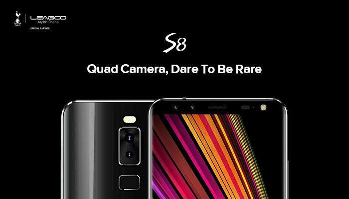 Leagoo S8 и S8 Pro в рамках приема предзаказов со скидкой $50 – фото 5