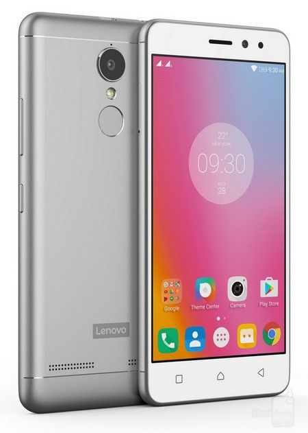 Lenovo анонсировала на IFA 2016 линейку смартфонов K6 с чипом Snapdragon 430 – фото 1