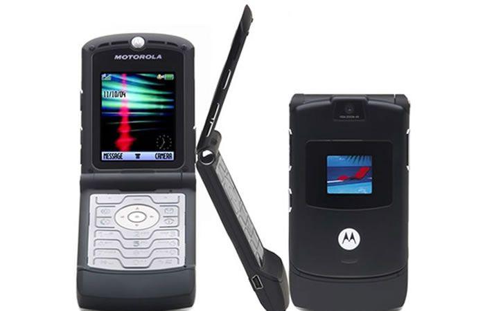 Lenovo выпустит обновленную раскладушку Motorola RAZR V3 – фото 1