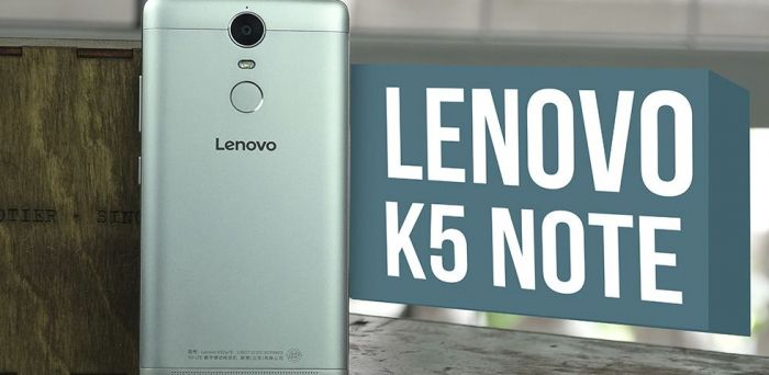 Lenovo K5 Note: распаковка главного конкурента Meizu M3 Note – фото 1