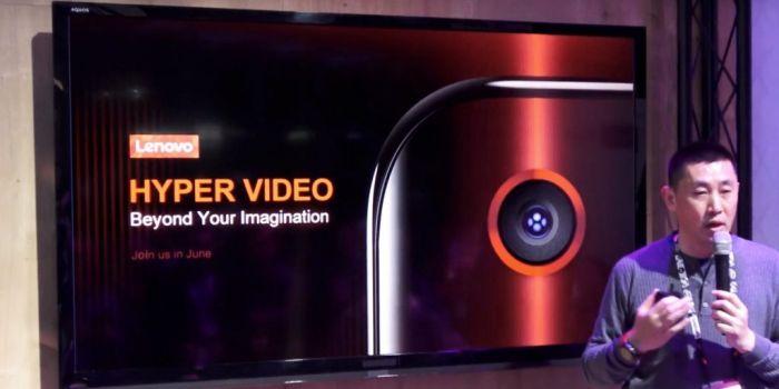 Lenovo Z6 Pro должен удивлять инновационной камерой Hyper Video – фото 2