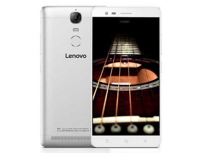 Lenovo Vibe K5 Note  пришел на рынок Индии – фото 2