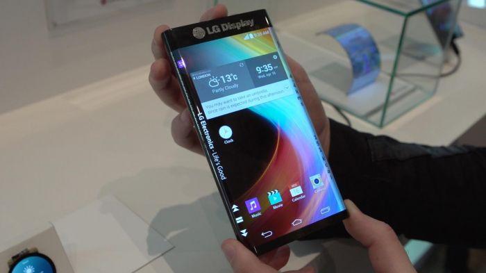 Xiaomi Mi Note 2 Edge получит изогнутый OLED-дисплей от LG – фото 1