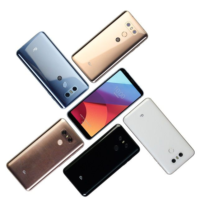 Представлены LG G6 Plus и LG G6 с 32 Гб флеш-памяти – фото 2