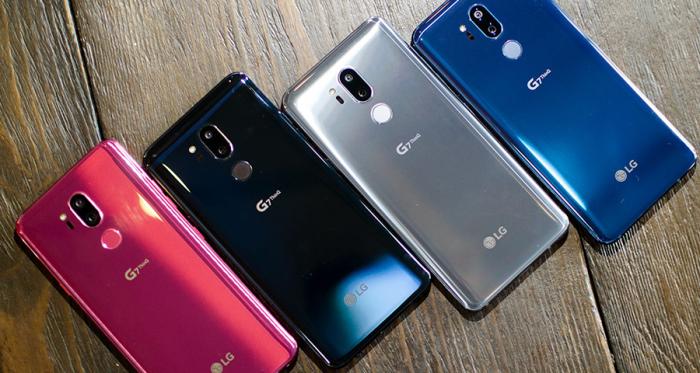 LG G7 скоро получит обновление до Android 9 Pie – фото 1