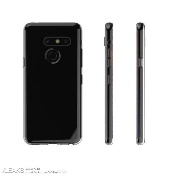 Изображения LG G8 ThinQ. И он какой-то странный – фото 1