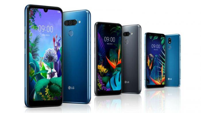 LG Q60, LG K50 и LG K40: три бюджетки с FullVision-дисплеями и различным набором камер – фото 1