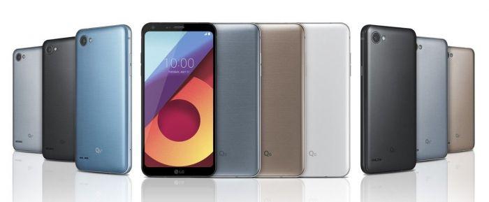 LG Q6 в трех модификациях с дисплеем Full Vision и Snapdragon 435 анонсирован официально – фото 1
