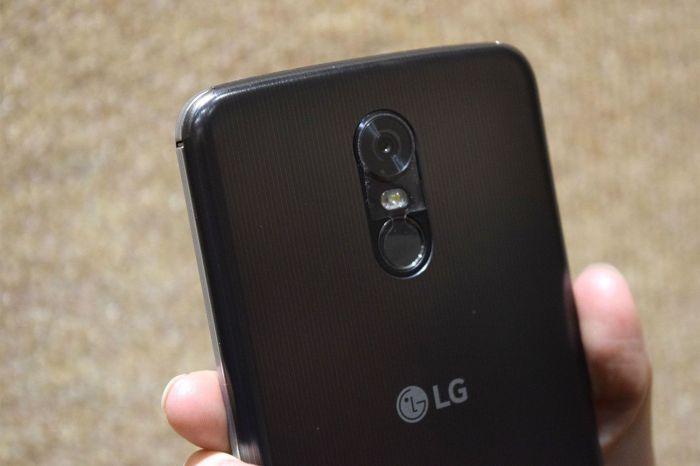 LG Stylo 3 с электронным пером представлен на CES 2017 – фото 2