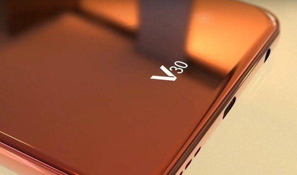 Показали фото задней панели LG V30 – фото 2