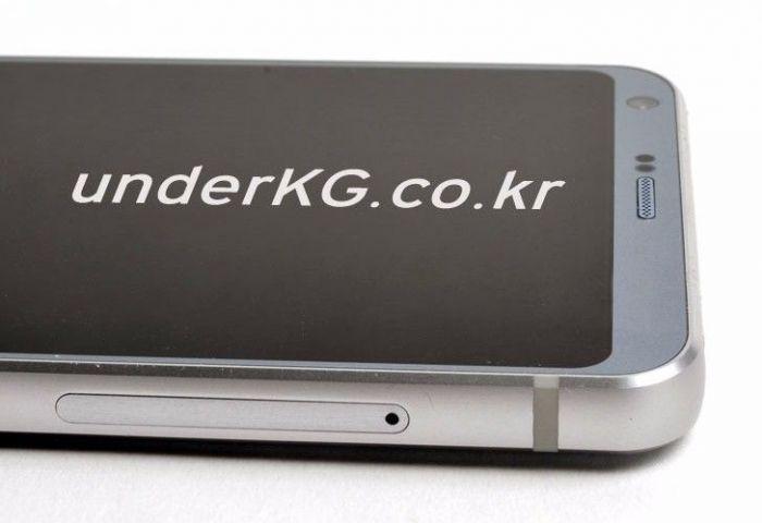 В сети появился новый рендер LG G6 – фото 2