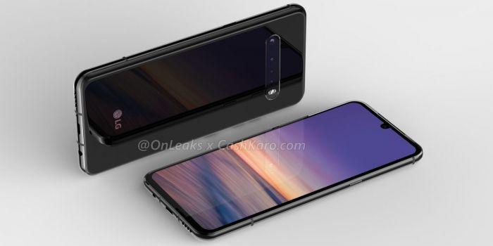 Рассекречен дизайн LG G9 ThinQ – фото 1