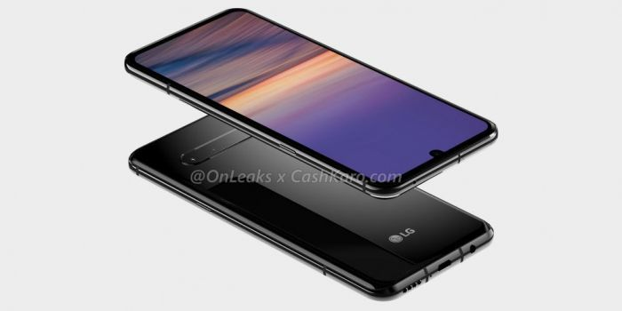 Известен дизайн LG G9 ThinQ