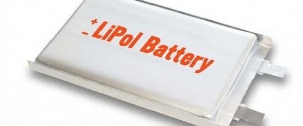li-pol battery