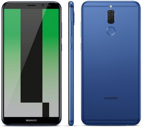 Рендер Huawei Mate 10 Lite от Эвана Бласса – фото 1
