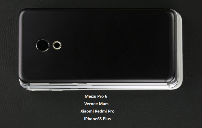 Vernee Mars - один из самых компактных 5.5-дюймовых смартфонов – фото 2