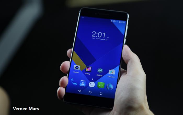 Vernee Mars - один из самых компактных 5.5-дюймовых смартфонов – фото 3