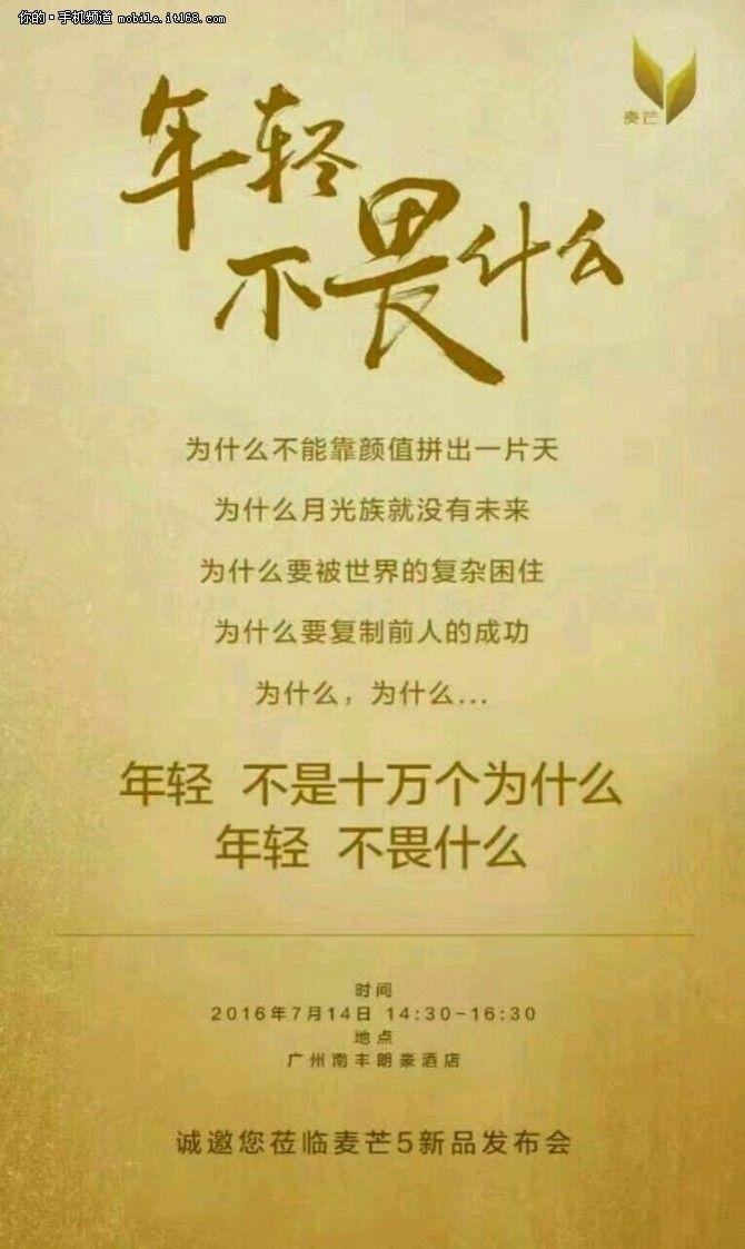Уменьшенная версия Huawei Mate 8 с кодовым именем Maimang 5 будет представлена 14 июля – фото 2