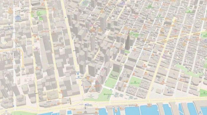 Карты iOS 14