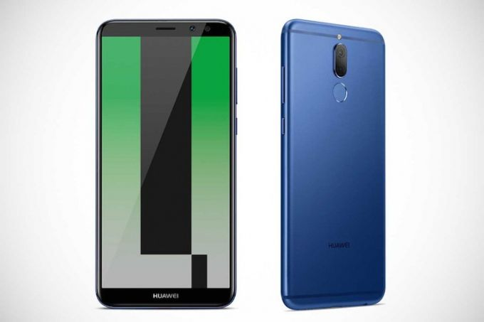 Huawei Mate 10 Lite официально представлен – фото 1