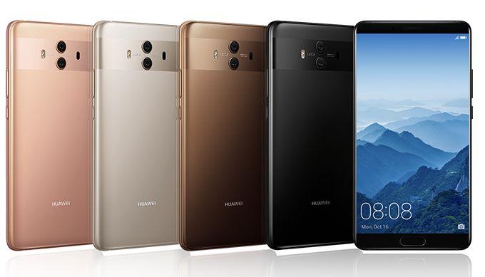 Анонс Huawei Mate 10 и Mate 10 Pro: ультимативные фаблеты – фото 3