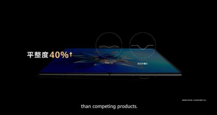 У Huawei Mate X2 есть складка на дисплее. Ожидали другого? – фото 3
