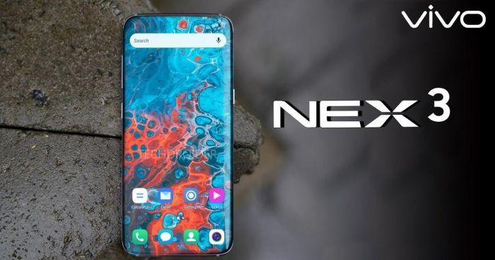 Дата анонса флагмана Vivo NEX 3 официально объявлена – фото 1