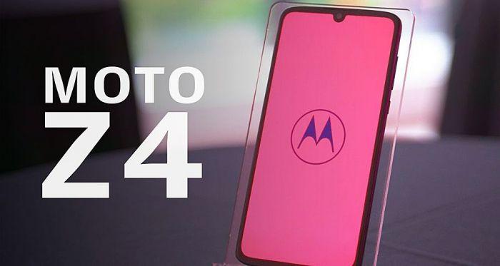 В Motorola официально подтвердили, что не будут запускать Moto Z4 Force или Moto Z4 Play – фото 1