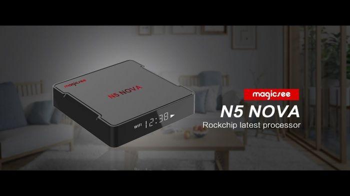 TV-приставка Magicsee N5 NOVA