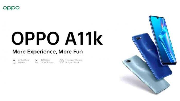 Вышел Oppo A11k: простой, выносливый и бюджетный – фото 1