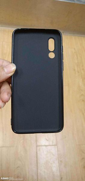 Фото смартфона и чехла для Meizu 16S – фото 4