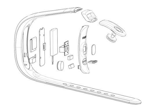 Фитнес-браслет Meizu H1 выйдет в двух версиях с ценой $72 и $232 – фото 2