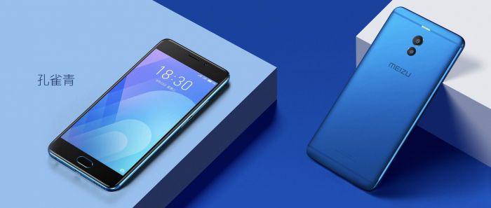 Meizu M6 и Meizu M6 Note поступили в продажу на Украине – фото 1