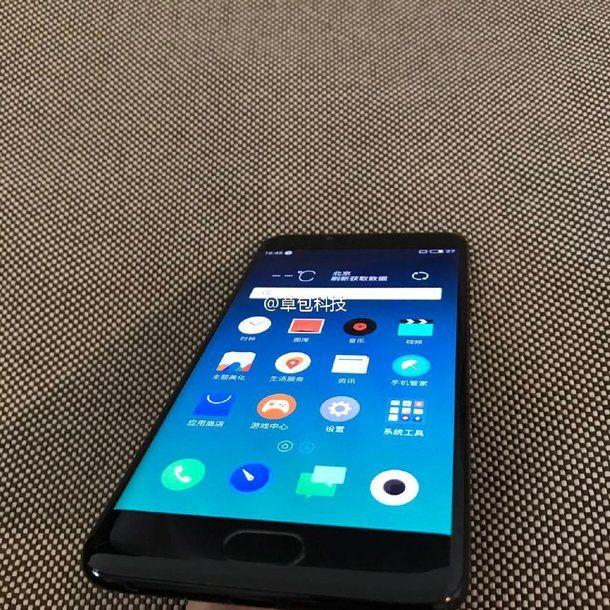 Meizu Pro 6 Edge с изогнутым 2К дисплеем засветился на фотографиях – фото 4