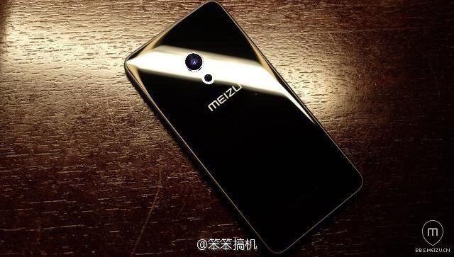 Meizu Pro 7 на первых шпионских фотографиях демонстрирует сходство с Samsung Galaxy S7 – фото 1