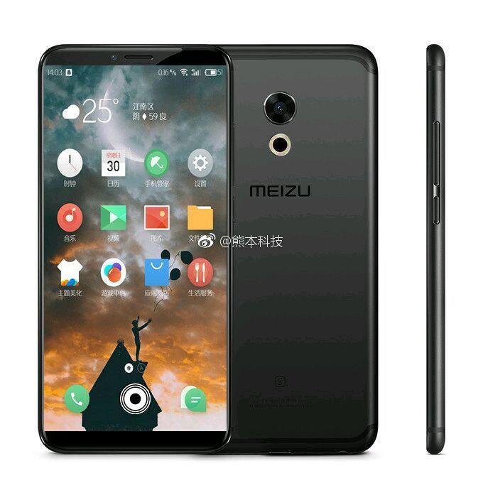 На создание Meizu Pro 7 мог вдохновить Samsung Galaxy S8 – фото 2