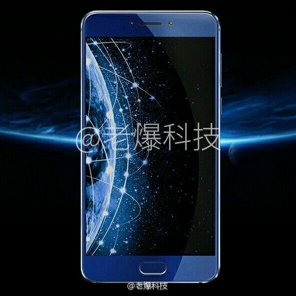Опубликован рендер Meizu Blue Charm X (Meizu X) – фото 2
