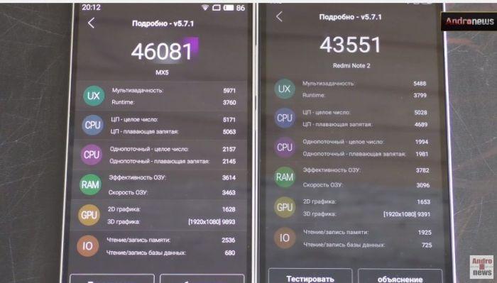 Xiaomi Redmi Note 2 против Meizu MX5: сравнение двух смартфонов разного ценового сегмента с одинаковым процессором Helio X10. – фото 22