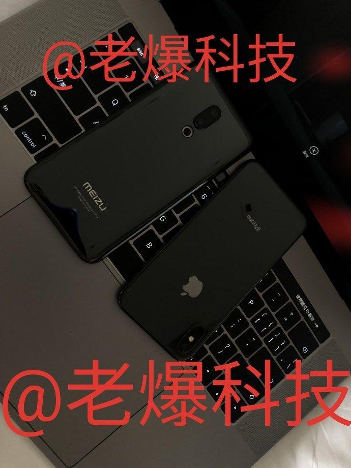 Meizu 16: фото флагмана и пример снимка на двойную камеру – фото 2