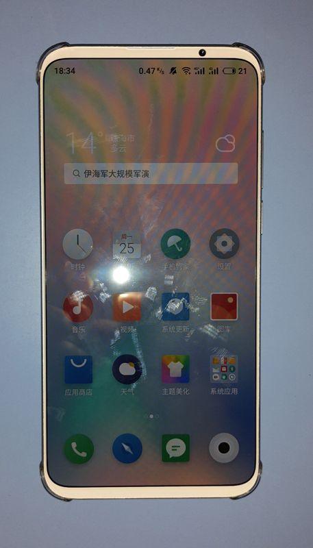 Meizu 16S и Meizu 16S Plus на фото: еще больше экрана – фото 3