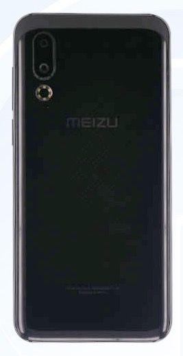 Изображения и характеристики Meizu 16S с сайта TENAA – фото 1