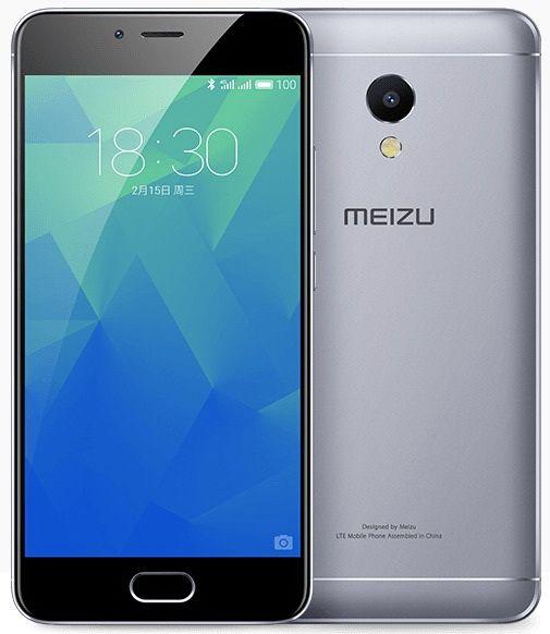Представлен Meizu M5S - металлический бюджетник с поддержкой быстрой зарядки – фото 3
