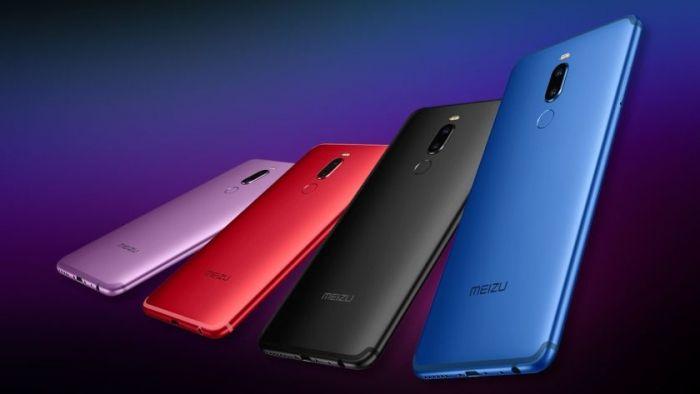 Meizu Note 9: слиты габариты, диагональ дисплея и емкость аккумулятора – фото 1