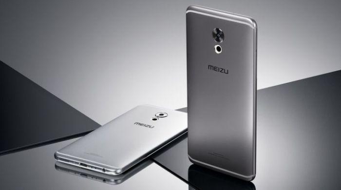 Meizu Pro 6 Plus внешний вид